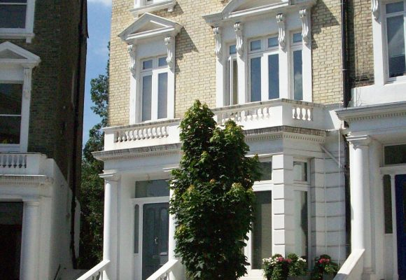 Belsize Crescent, London NW3
