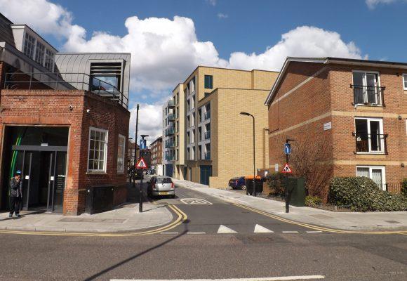 Upper Clapton Road, Hackney, London E5