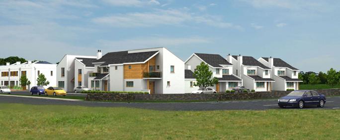 Corran Riada Development, Athlone